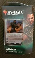 Magic The Gathering MTG: Gideon Planeswalker Deck BRAND NEW ~ SEALED!