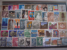 Grece lot of 50 stamps obliteres tb