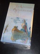 LA LÉGENDE ARTHURIENNE Excalibur / Lancelot / La quête du Graal 2012 NEW French