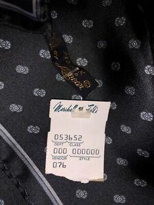 "NWT Ashear Italian Silk Pocket Square Handkerchief Scarf Hand Stitched Hem18"""