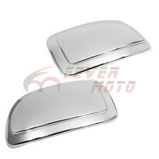 Chrome Side Mirror Cover Cap For GMC Sierra Yukon/Chevy Silverado Tahoe 00-06 FM