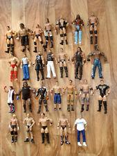 WWE Figuren Figur Sammlung Wrestling-Ring 26 Stück Konvolut große Figuren