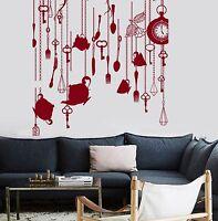 Wall Vinyl Decal Kitchen Restaurant Decor Amazing Mural Sticker z3693