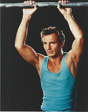 LIAM NEESON 8 X 10 PHOTO WITH ULTRA PRO TOPLOADER