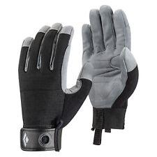 Black Diamond Crag Climbing Gloves Black Medium