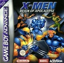 Nintendo GameBoy Advance Spiel - X-Men: Reign of the Apocalypse Modul