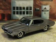 1968 68 Hurst / Olds Cutlass Oldsmobile Dual-Gate Shifters Model 1/64 Scale L20