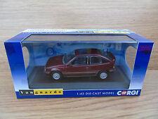 Corgi VA13205B Vauxhall Astra Mk2 GTE 16V 'Champion' Bordeaux Red Club Model