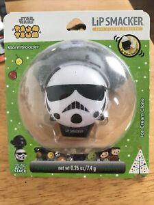 (1) Disney Tsum Tsum Lip Smacker Balm - Stormtrooper