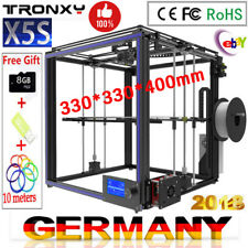 High Precision Tronxy X5S 3D Printer Aluminum Large Print Size Metal DIY Kits