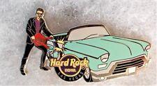 HARD ROCK HOTEL LAS VEGAS MAN WITH GREEN CADILLAC CONVERTIBLE CAR PIN # 88012