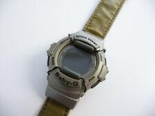 original Baby G Casio digital LCD display wrist watch; Shock Resist with guard