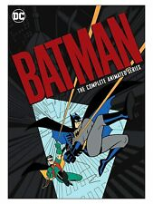 Batman The Complete Animated TV Series DVD Box Set Collection Episode All Season