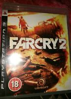 Far Cry 2 Sony Playstation 3 PS3 Game