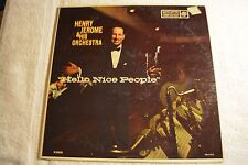 HENRY JEROME Hello Nice People LP Roulette 25056