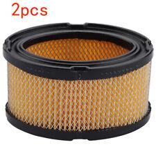 2PCS Air Filter For Tecumseh 33268 8- 10HP HM70 - HM100 1979 go-kart 5250 US