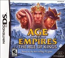 Age of Empires: The Age of Kings (Nintendo DS, 2006) - European Version