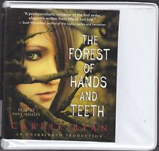 The Forest of Hands and Teeth by Carrie Ryan (2010, CD, Unabridged)