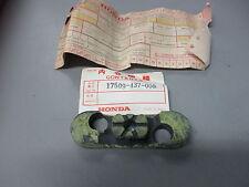 NOS Honda Rear Tank Robber 1979-1983 XL185 1985-1986 TRX125 17509-437-000
