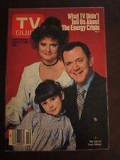 TV Guide March 1982 Tony Randall Love Sydney No Label