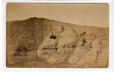 BLACK BUTTE: South Dakota USA postcard (C16752)