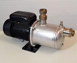 xylem LOWARA REFLEX 2HM5/A Multi-Stage Pump w/ SM63HM/1055 240V 1-PH Motor