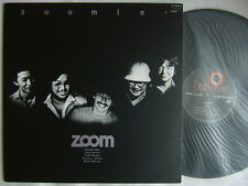 MOTOHIKO HINO ZOOM ZOOMIN / JAPAN JAZZ NOT TBM