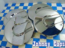 Hummer Aftermarket Wheels Chrome Center Cap #WCA-180 Custom Wheel Caps (4)
