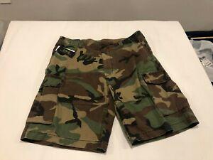"""NWT $79.99 Polo Ralph Lauren Mens Relaxed 10"""" Camo Cargo Shorts Size 36"""