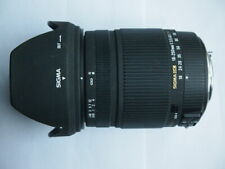 PENTAX FIT SIGMA 18-250mm f3.5-6.3 DC OS HSM Lens + CAPS 18 - 250