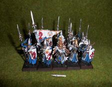 Warhammer Fantasy Hochelfen 10 Seegarde von Lothern