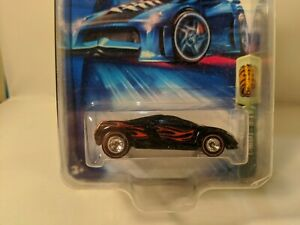 Cadillac Cien - 2003 Hot Wheels Treasure Hunt - thunt real riders.