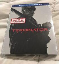 Terminator Genisys (Blu-ray/Dvd, 2015, 2-Disc Set, Includes Digital Copy)