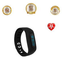 Smart Watch Bracelet Heart Rate Blood Pressure Monitor Fitness Tracker Bluetooth