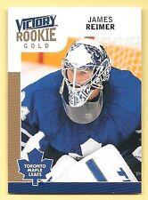 09/10 Upper Deck Victory Gold Rookie #336 James Reimer