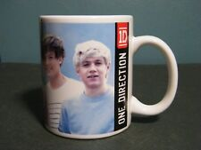ONE DIRECTION COFFEE MUG 2011 NOS NWOT Condition