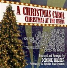 ORIGINAL SOUNDTRACK - CHRISTMAS CAROL: CHRISTMAS AT THE CINEMA NEW CD