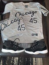 New listing Nike Michael Jordan Chicago White Sox Jersey #45