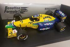 1:18 Minichamps - 1992 Benetton Ford B191B - Michael Schumacher READ NO BOX