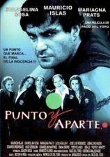 Punto y Aparte  (DVD,2002) *SPANISH*