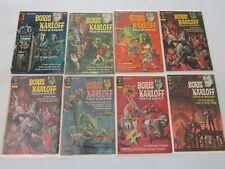 Boris Karloff Comic Lot 12-35 Cent Covers 30 Different Books  4.0 VG (1966-1978)
