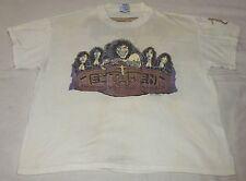 Vintage 1989-90 TESTAMENT TOUR SHIRT Large - METAL