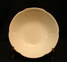 """Old English White by Johnson Brothers  ROUND VEGETABLE BOWL 9"""""""