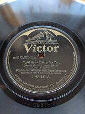78 COON SANDERS VICTOR 19316 NIGHT HAWK BLUES / RED HOT MAMMA