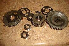 2001 Yamaha Warrior YFM350 YFM 350 ATV Engine Crankshaft Primary Right Gears M1