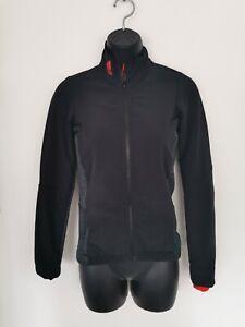 LADIES Adidas Supernova Rompighiaccio Cycling Jacket - Black/Charcoal. XS