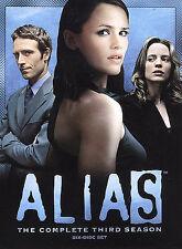 Alias: Season 3 DVD Daniel Attias(DIR) 2004