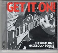 (GQ405) Get It On!, 15 tracks various artists - 2011 - Sealed Uncut CD