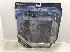 Batman Arkham City Robin Joker Two Pack Action Figures 2011