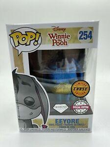 Funko Pop - Disney - Winnie The Pooh - Eeyore - Special Edition CHASE - 254